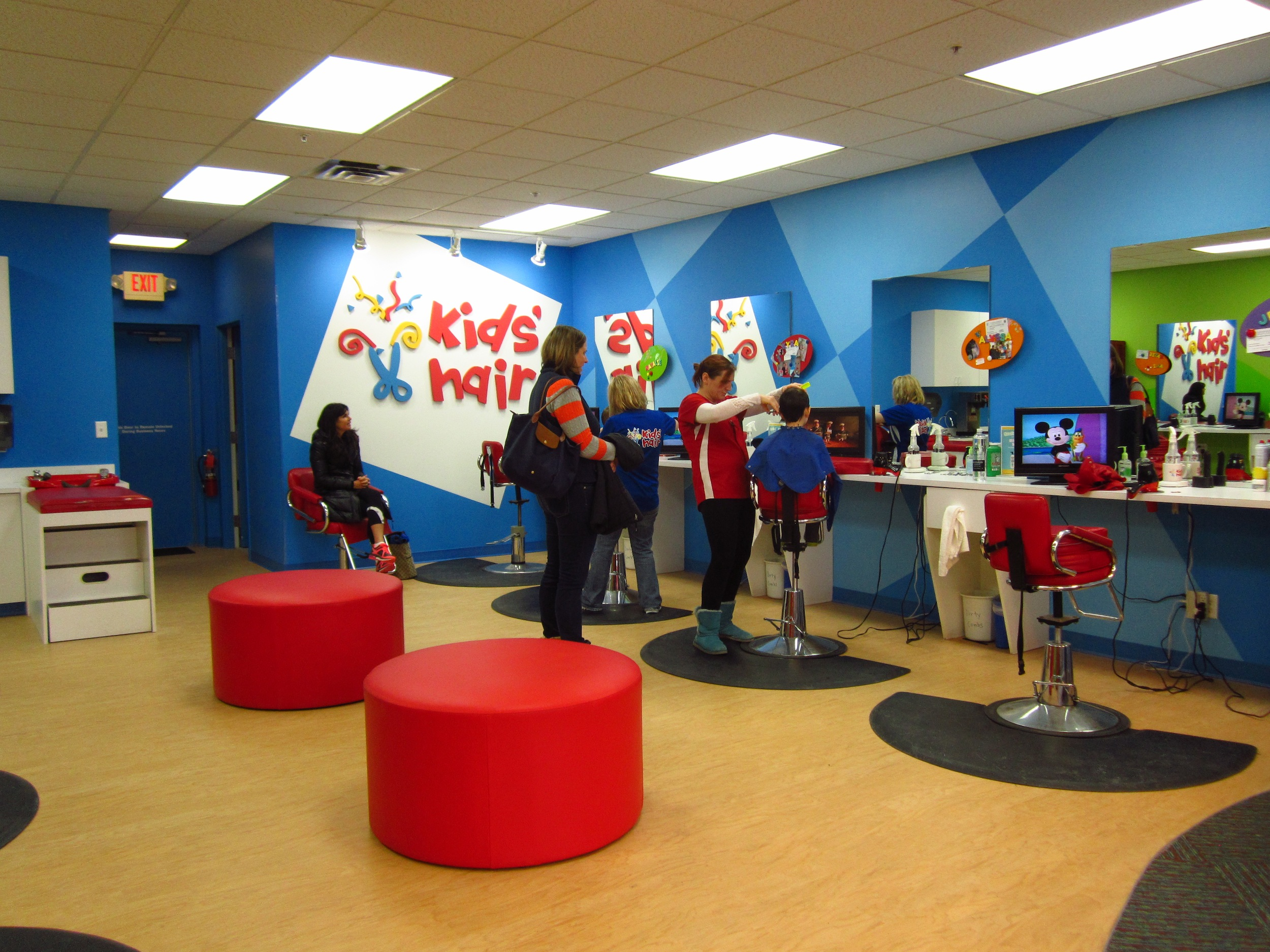 Edina Kids Hair Inc